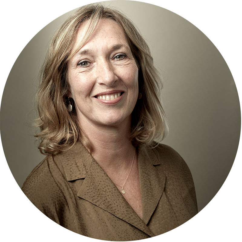 Cartografisch consulent Janet van Zoest