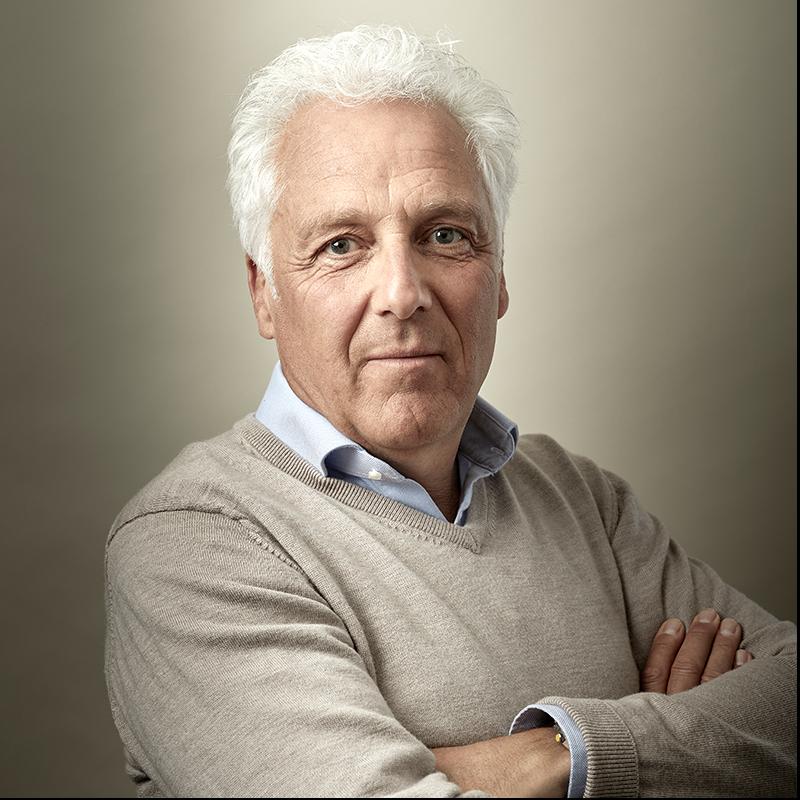 Cartografisch consulent Marius Gosschalk