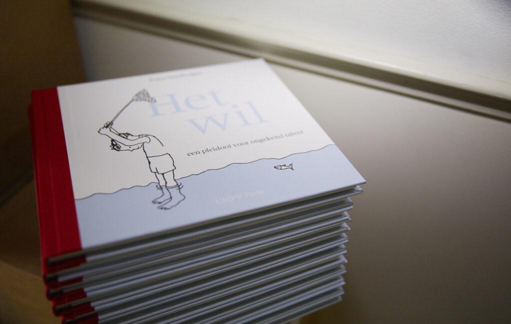 Het boek Het Wil, over talentontwikkeling