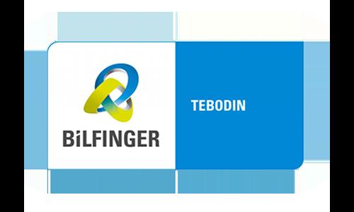 Logo Bilfinger Tebodin link site