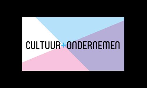 Logo Cultuur en Ondernemen link site
