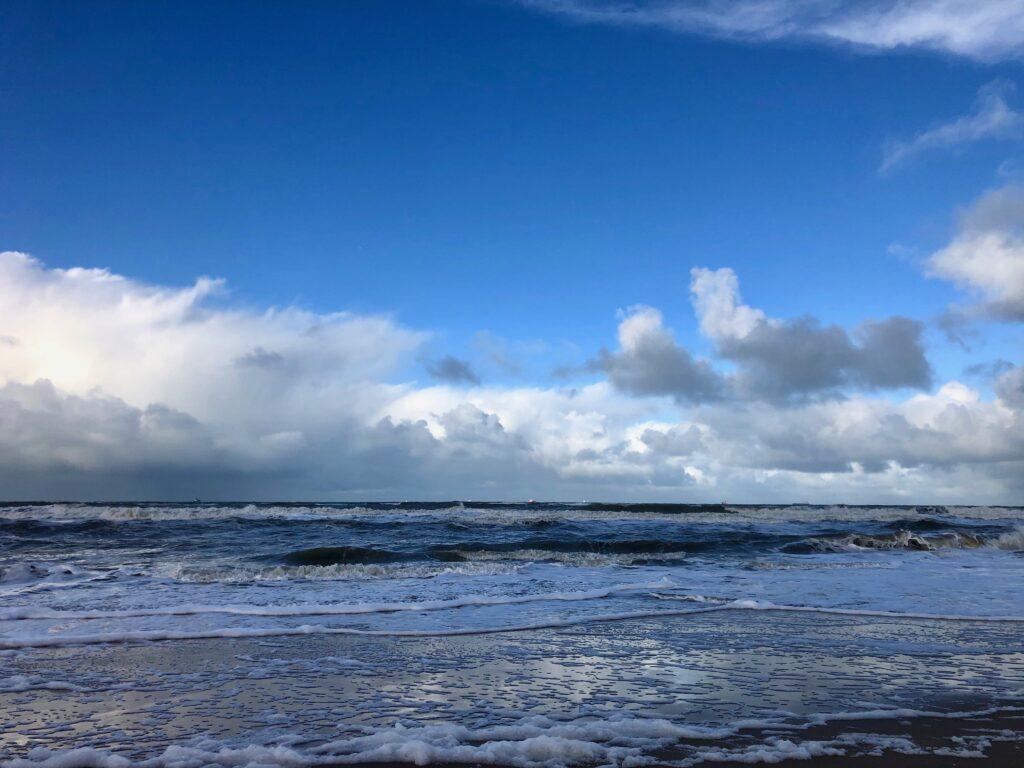 Strandfoto wandelgebied Cartografisch Gesprek
