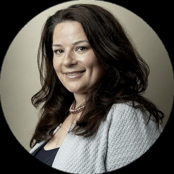 Cartografisch consulent Erica van Asten