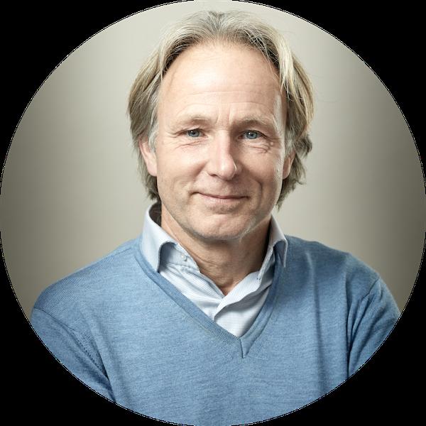 Cartografisch consulent Frans Sandbergen