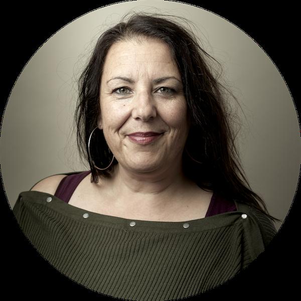 Cartografisch consulent Maartje Hormes